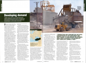 Aggregates Business Europe July-August 2010